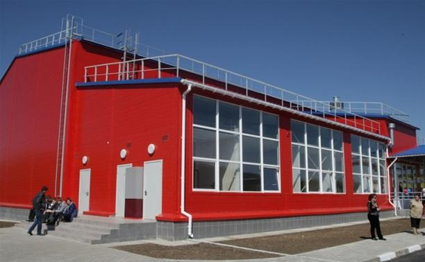 В Алексине открылся новый спортивный комплекс