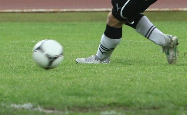 В чемпионате Тульской области по футболу определилась тройка призеров