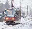 В Туле на ул. Оборонной ремонтируют трамвайные пути