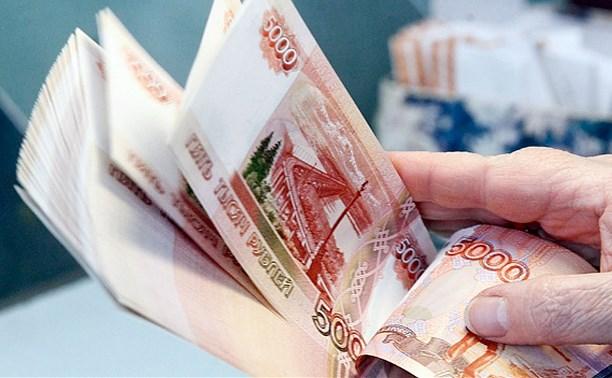 Туляки хранят в банках 186,8 млрд рублей