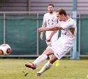 Товарищеская игра: «Арсенал» и «Спартак» ушли на перерыв со счетом 1:1