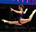 Ксения Афанасьева завоевала серебро на Чемпионате мира по спортивной гимнастике
