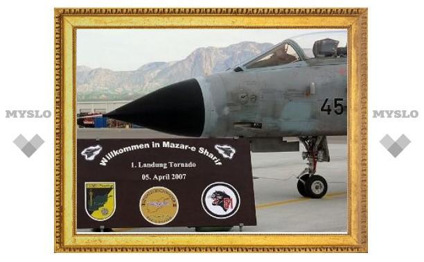 Германия намерена отозвать разведывательные самолеты из Афганистана