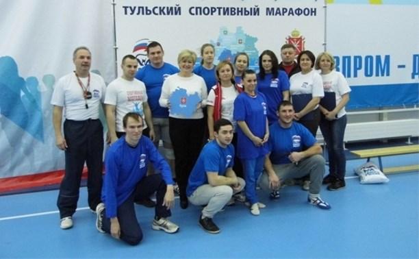 В Тульской области подвели итоги «Спортивного марафона»