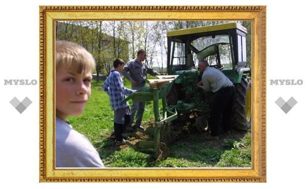 В Тульской области хотят привлечь предпринимателей для трудоустройства детей