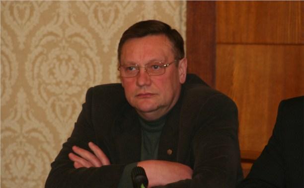 Председателем Тульской облдумы избран Сергей Харитонов
