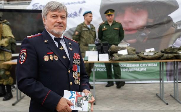 Алексей Новгородов принял участие в празднованиях Дня города