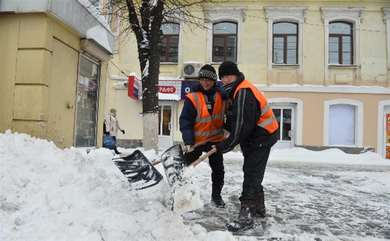 Государственная жилищная инспекция выявила 8 нарушений в уборке дворов от снега