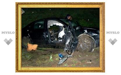Под Тулой в ДТП погибли два человека