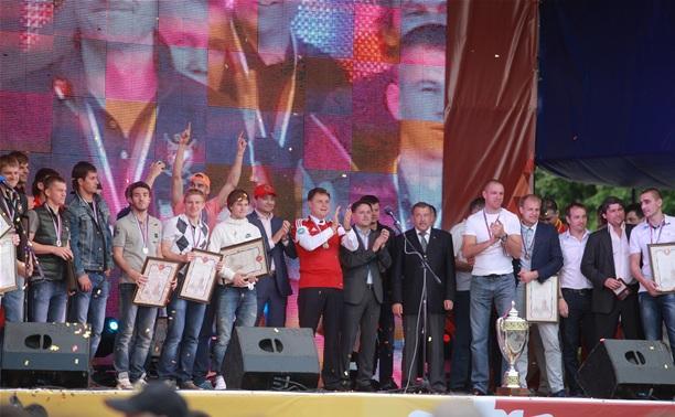 Владимир Груздев верит в «Арсенал» и Дмитрия Аленичева