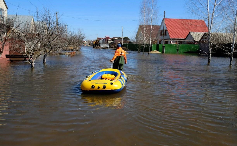 Бороться с весенним паводком в Тульской области будут 10 тысяч человек