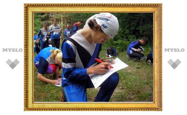 В Ленинском проходят соревнования по спорториентированию