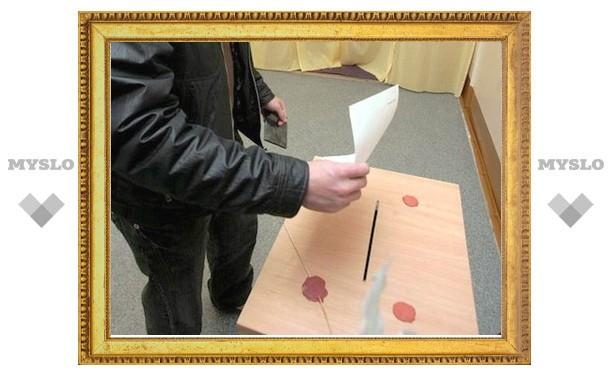 Плавский район Тульской области на выборах показал «необычные» результаты