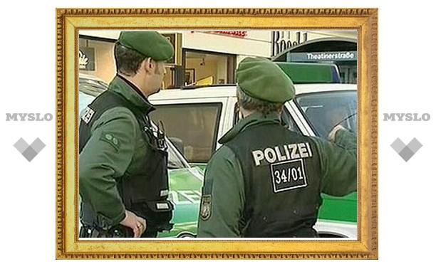 В Германии женщина расстреляла возле суда своего мужа