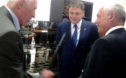 Владимир Груздев оценил продукцию тульского завода РТИ