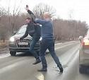 В Киреевске мужчина успел догнать угнанное у него авто