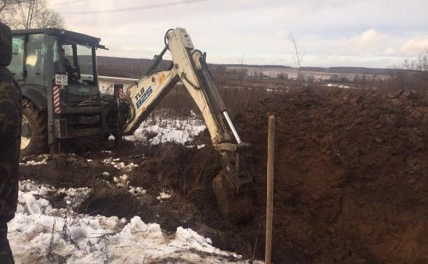 Пролетарский округ Тулы вновь останется без воды