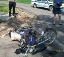 В Епифани пьяный скутерист погиб в результате ДТП