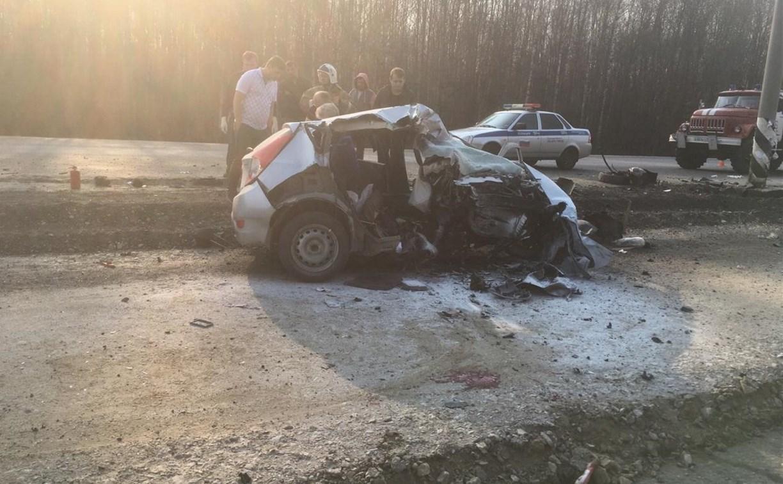 Пострадавший в ДТП под Алексином молодой человек умер в больнице