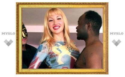 Тульская порнозвезда не любит Беркову
