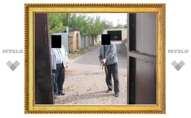 В Тульской области посадили приемщика металлолома, расстрелявшего собственных клиентов