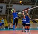 Волейболистки «Тулицы» готовятся к матчу с «Протоном»: фоторепортаж