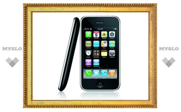 Verizon получит права на iPhone