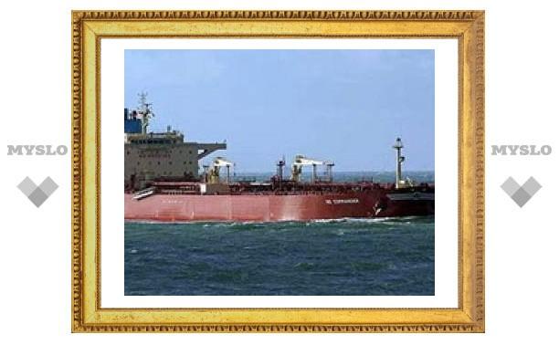 Российский танкер отбился от сомалийских пиратов
