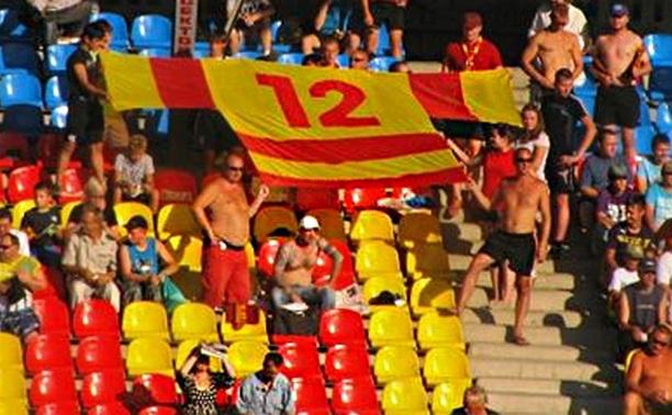 Стартует продажа билетов на матч тульского «Арсенала» с оренбургским «Газовиком»