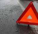 На трассе М2 житель Украины снёс три машины на обочине