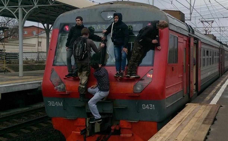 В Госдуме предлагают увеличить штраф для зацеперов в 50 раз