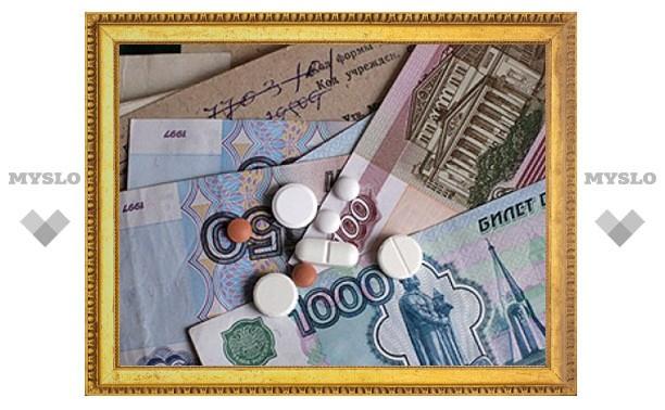 Фармацевты заявили о необходимости увеличить расходы на лекарства в четыре раза