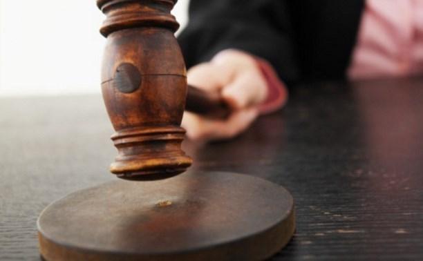 В Тульской области двое мужчин осуждены за ограбление посетительницы кафе