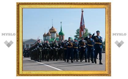 Парад 9 Мая не дойдет до площади Победы
