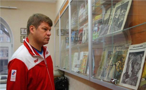 Дмитрий Губерниев дал мастер-класс студентам ТулГУ
