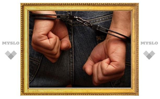 В Тульской области задержаны двое разбойников