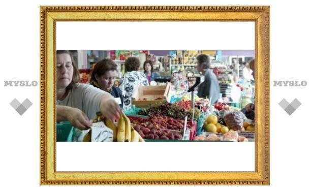 """Рынок """"Хопер"""" открывает новый павильон"""