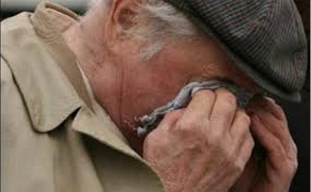 В Суворовском районе избили и ограбили 89-летнего пенсионера