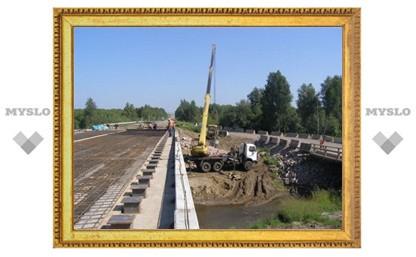 В 2013 году отремонтируют мосты в Тульской области