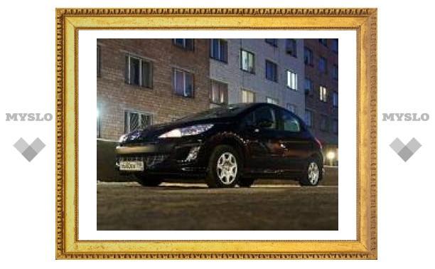Peugeot 308: Обман зрения?