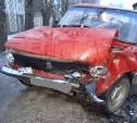В Узловском районе столкнулись «ВАЗ-2101» и «Лада Калина»
