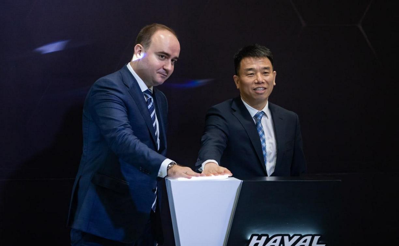 В Тульской области дан старт строительству завода автомобильных двигателей компании HAVAL