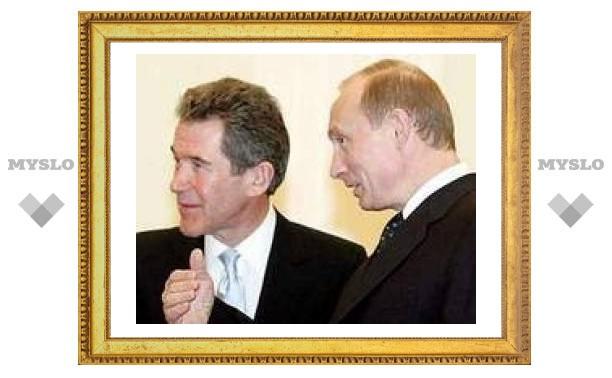 Руководители BP собрались в Кремль обсудить будущее с Путиным