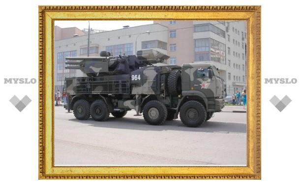 Разработанная туляками техника примет участие в Параде Победы