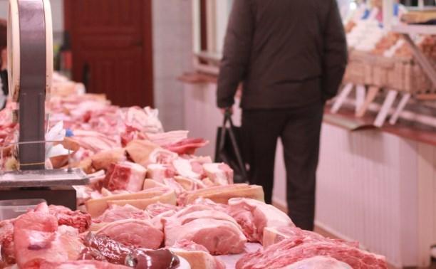 За год в Тульской области говядина упала в цене почти на 5%