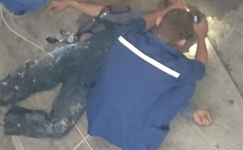 В Туле погиб мужчина, сорвавшись с четвертого этажа кластера «Октава»