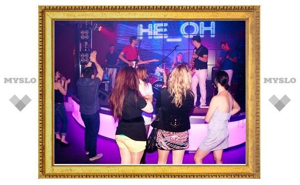 Неоновые танцы заполнили «Премьер»