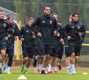 «Арсенал» провел первую тренировку под руководством Божовича