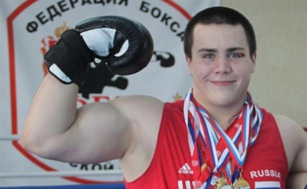 Тульский боксер стал призером Всероссийской летней универсиады