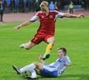 «Арсенал» и калининградская «Балтика» сотворили футбольный спектакль